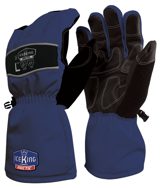 Armour Safety Products Ltd. - IceKing® Arctic Gauntlet Glove (-20°C to -40°C)