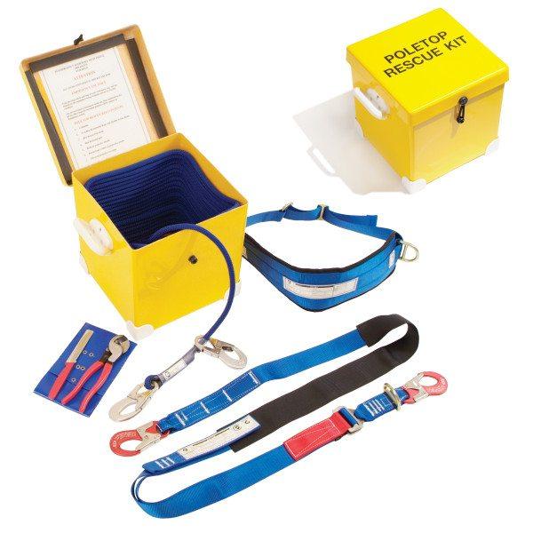 Armour Safety Products Ltd. - Volt Pole Top Low Voltage Rescue Kit
