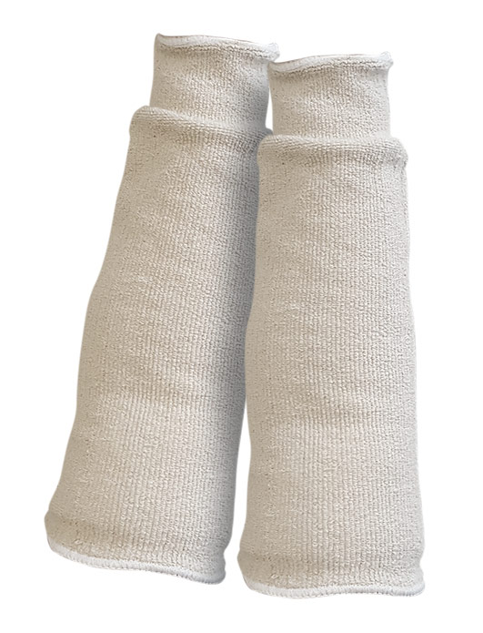 Armour Safety Products Ltd. - Armour® Loop Pile Cotton Terry Knit Sleeve - 35cm