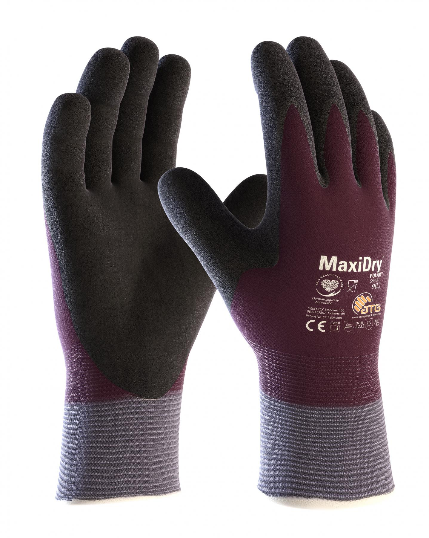 Armour Safety Products Ltd. - MaxiDry Zero Liquidproof Thermal Glove
