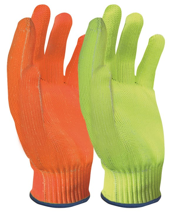 Armour Safety Products Ltd. - BLADE Fluro Cut 5 Food Glove