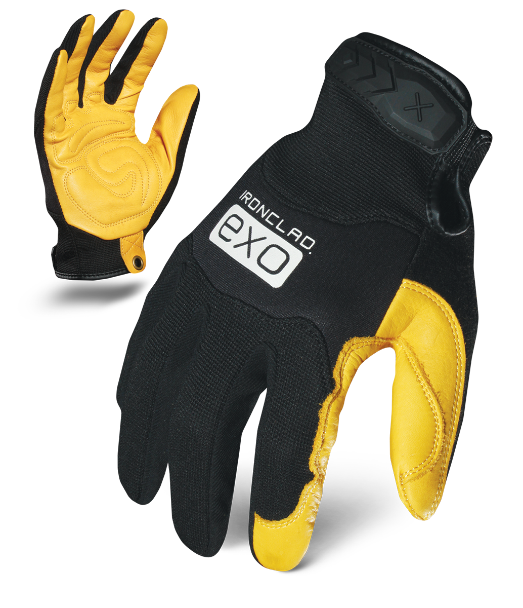 Armour Safety Products Ltd. - EXO Pro Gold Goat Leather