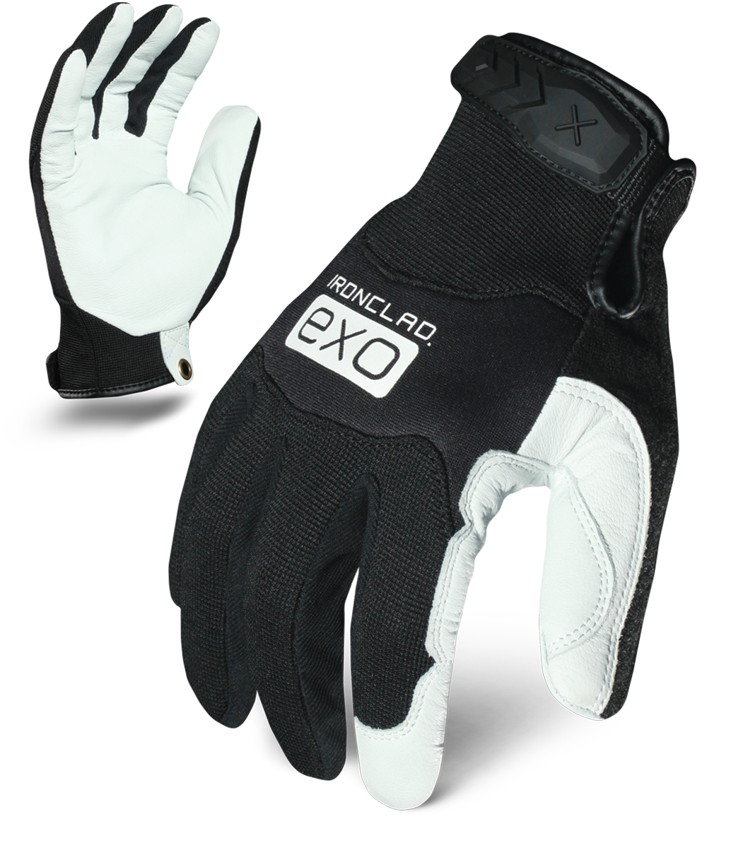 Armour Safety Products Ltd. - EXO Pro White Goat Leather