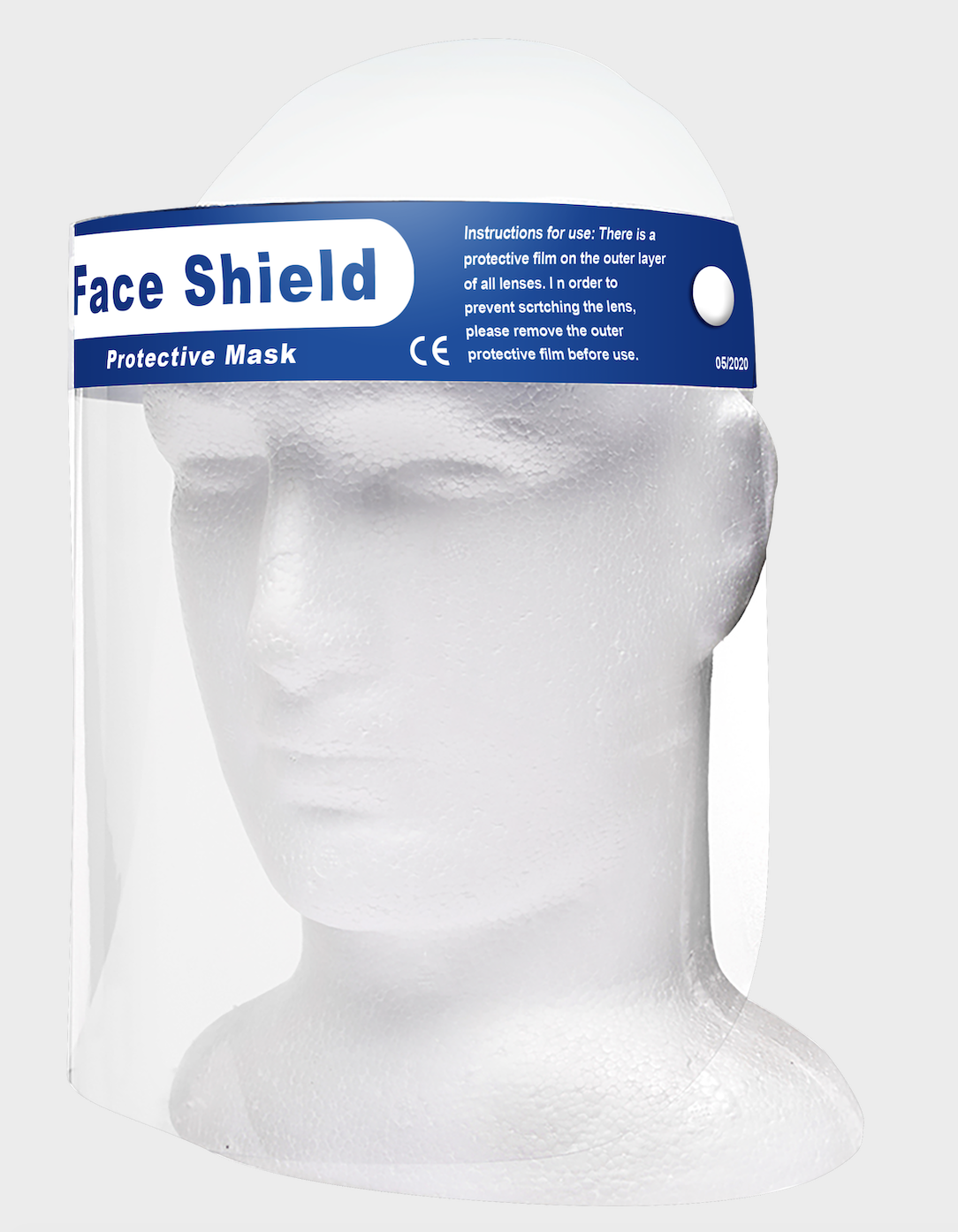 Armour Safety Products Ltd. - Armour Face Shield protective mask / visor