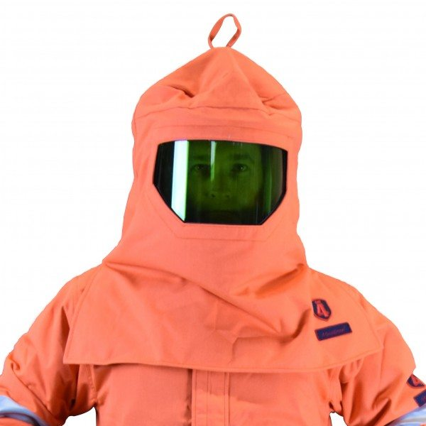 Armour Safety Products Ltd. - Volt® Arc Flash Hood (40cal/cm2) - CAT 4
