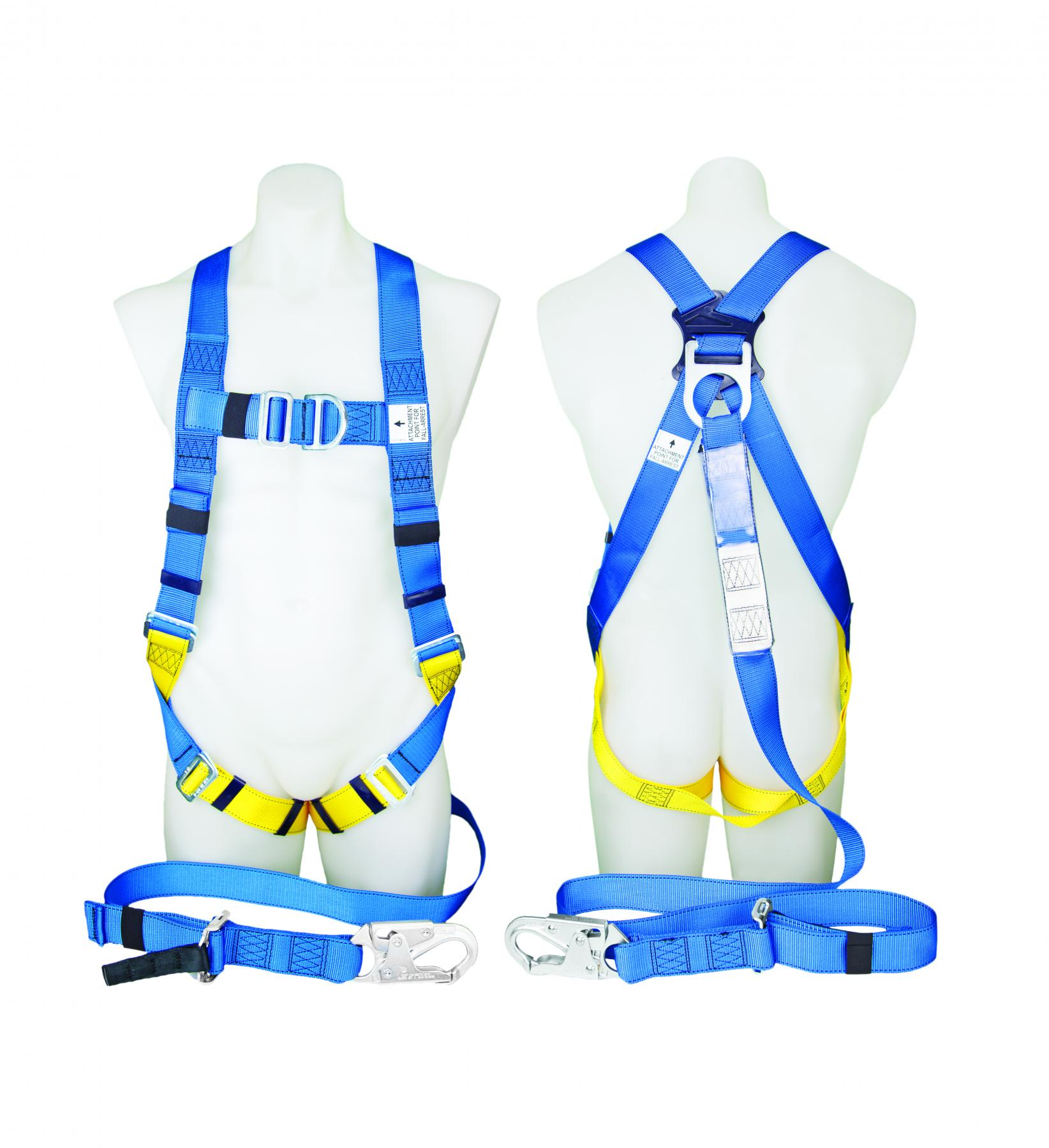Armour Safety Products Ltd. - Protecta First Body Support - Industrial Harness with Snap Hook