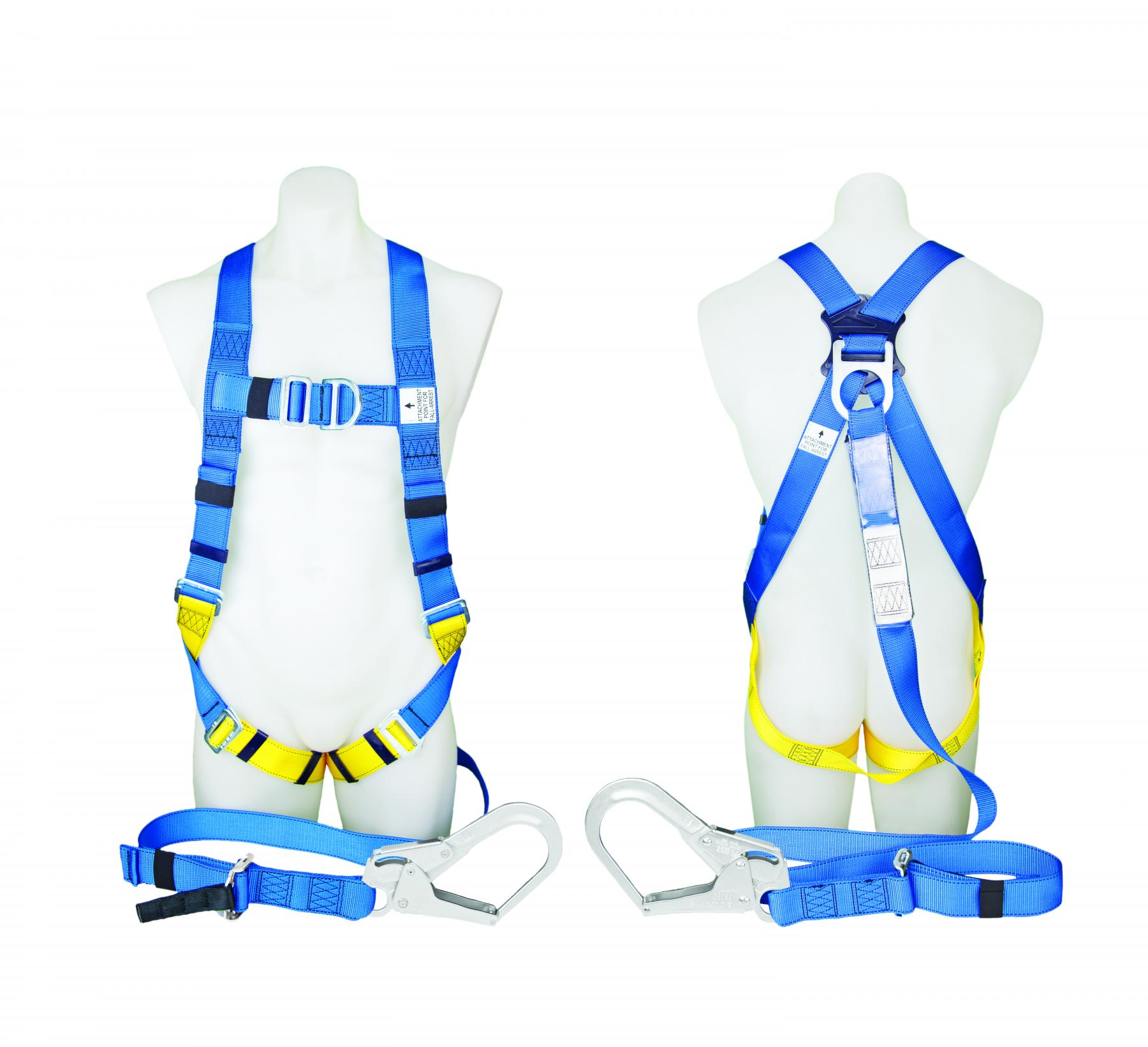 Armour Safety Products Ltd. - Protecta First Body Support - Industrial Harness with Scaffold Hook