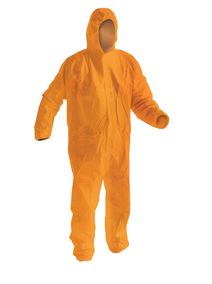 Armour Safety Products Ltd. - Armour Splashproof Coverall 60gsm - Orange