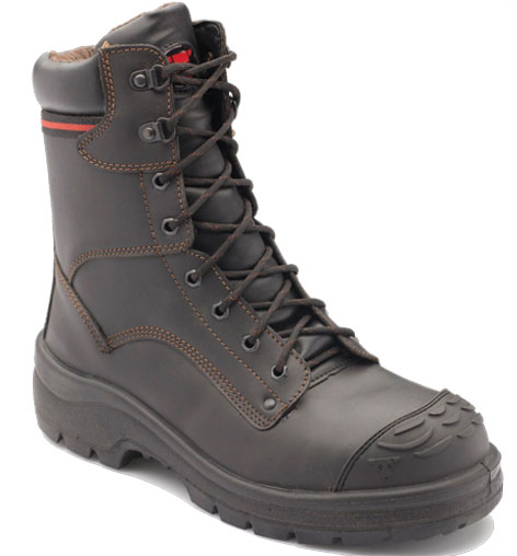 Armour Safety Products Ltd. - John Bull Kokoda Lace Up Boots - Brown